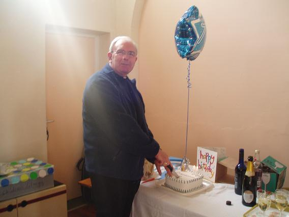 Deacon Johns 70th